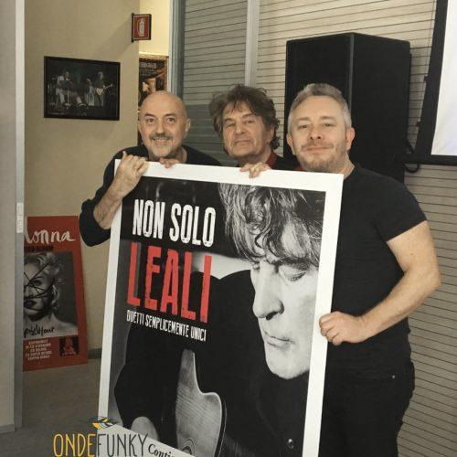 """""""Non solo Leali"""" <BR> Conferenza Stampa <BR> #Report <BR> Videoclip"""