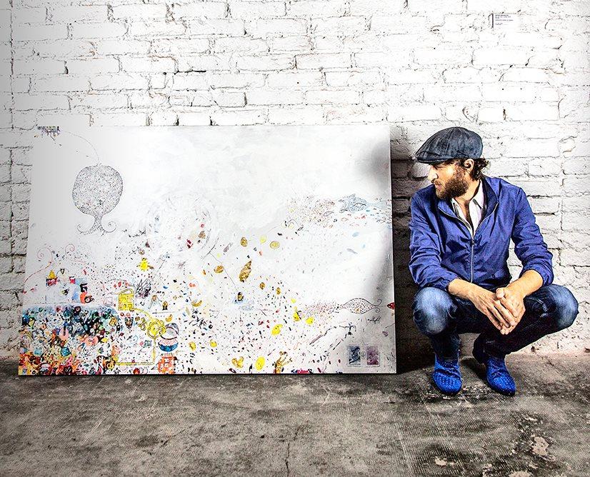 """Tricarico ft. Arisa <BR> """"Una cantante di musica leggera"""" <BR> Intervista Esclusiva"""