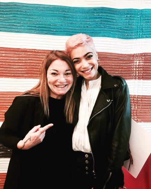 ELODIE, una donna forte e felice <BR> al Festival di  Sanremo