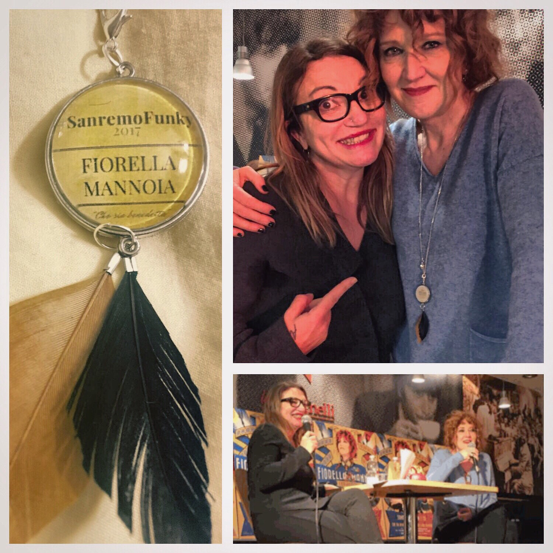FIORELLA MANNOIA vince #SanremoFunky da  COMBATTENTE
