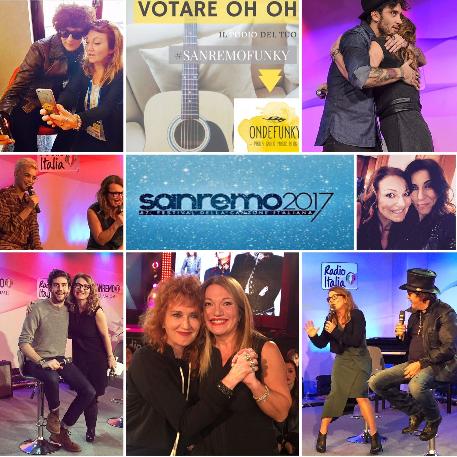 #SanremoFunky ultima puntata <BR> I miei promossi