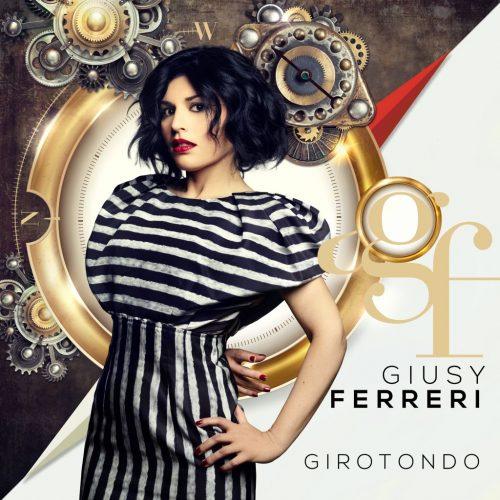 GIUSY FERRERI annuncia Girotondo e la sua maternità