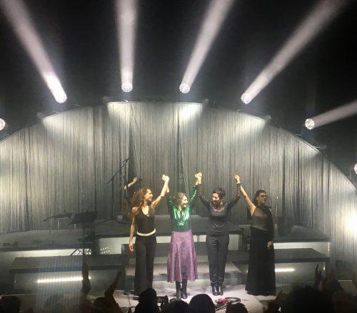 CARMEN CONSOLI: Eco di sirene <Br> Live sold out a Milano
