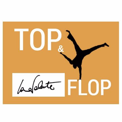 19.04.2017 TOP&FLOP di Laura Valente <br> Il meglio e il peggio della settimana