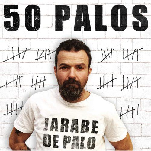 Pau Donés-Jarabe De Palo: 50 Palos <br> Un libro e un disco per festeggiare la vita