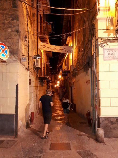PALERMO: Diario di viaggio