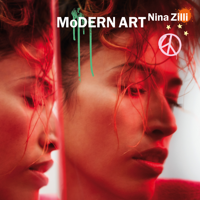 "NINA ZILLI: LIBERTA' E ""MODERN ART"""