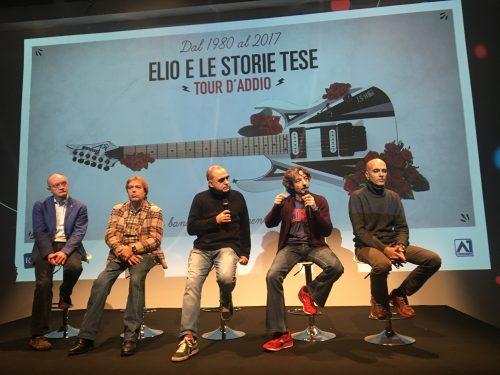 ELIO E LE STORIE TESE: <br> Sanremo, un disco e un tour d'addio