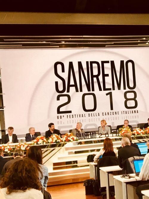 #SanremoFunky Giorno 1: <br> Le prime parole ufficiali