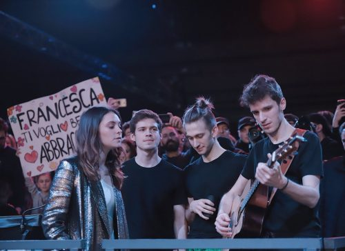 """Francesca Michielin sold out a Milano: <br> """"Il regalo più grande che potessi sperare"""""""