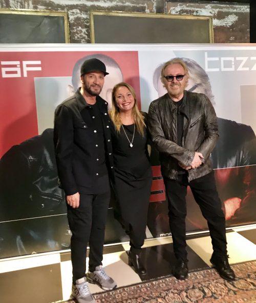 RAF -TOZZI Come una danza, un disco e un tour: <BR> VideoIntervista esclusiva