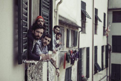 EX OTAGO a SANREMO con Solo una canzone che anticipa COROCHINATO