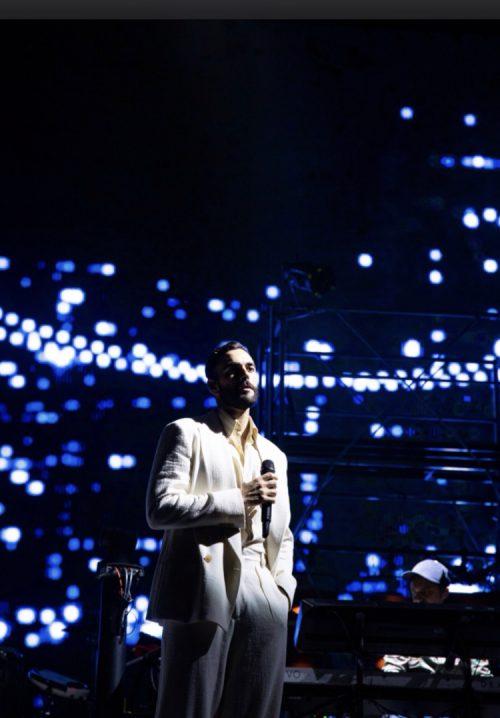 MARCO MENGONI debutta a Torino: <br> Dall'Africa a Cuba sempre più Umano
