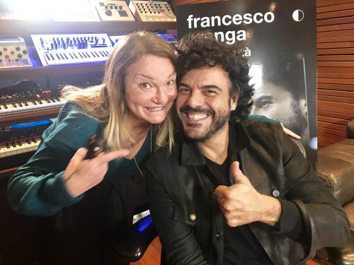 FRANCESCO RENGA è pronto per ricominciare con L'ALTRA META' <br> Videointervista esclusiva