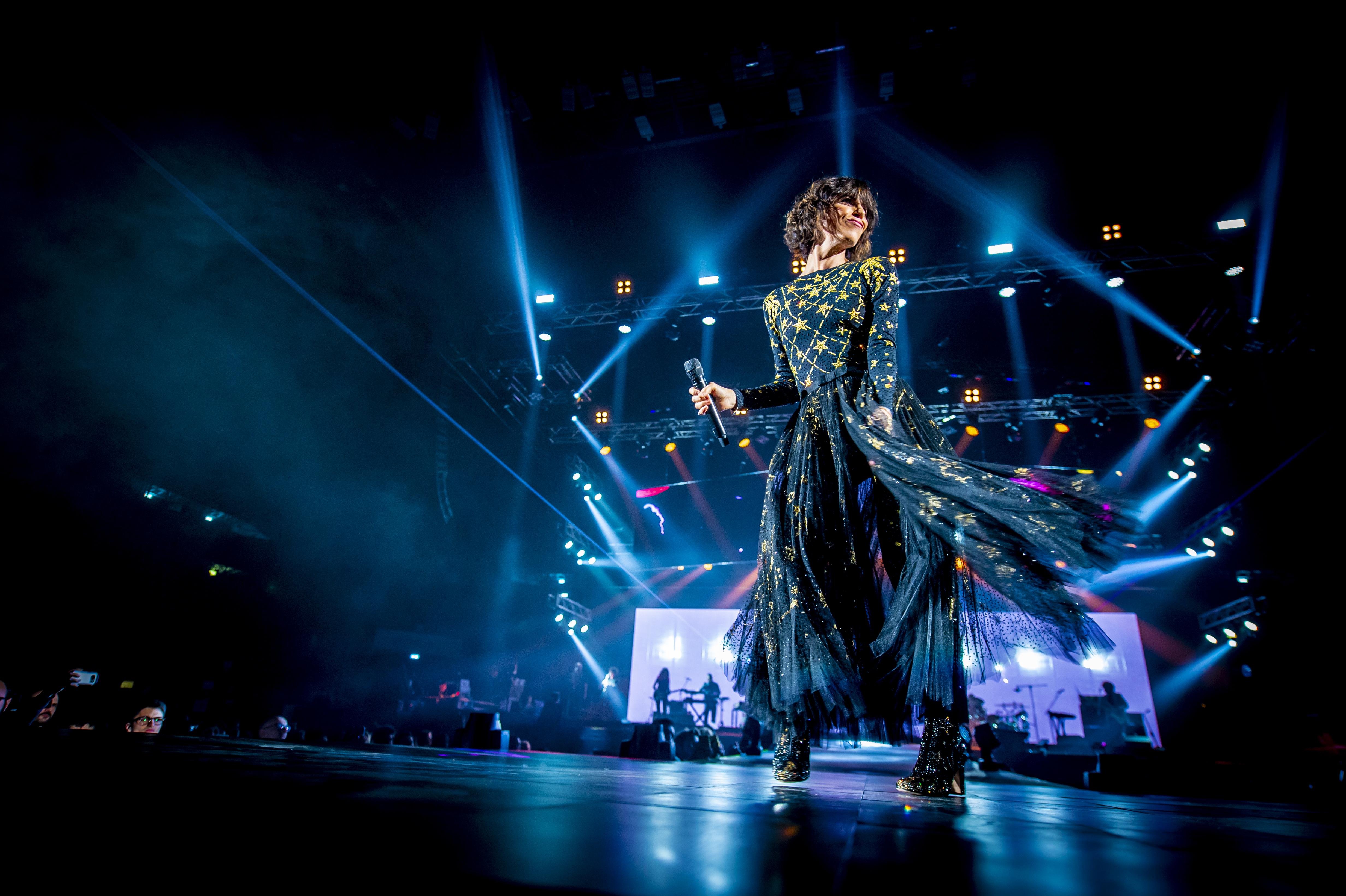 GIORGIA: POPHEART TOUR <BR> Il racconto della prima milanese