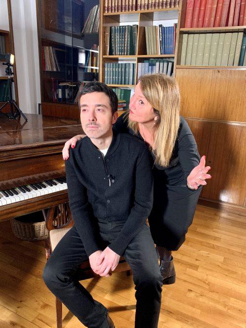 DIODATO racconta CHE VITA MERAVIGLIOSA: <BR> Video Intervista al vincitore di Sanremo
