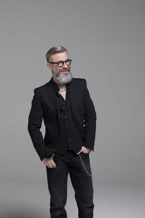 MARCO MASINI e le canzoni popolari <br> Video intervista verso Sanremo
