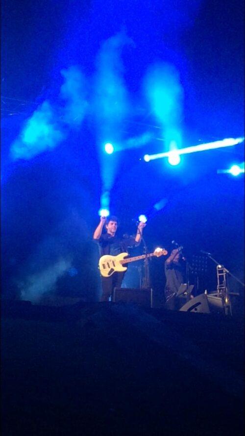 MAX GAZZE' LIVE: Una musica può (SEMPRE) fare