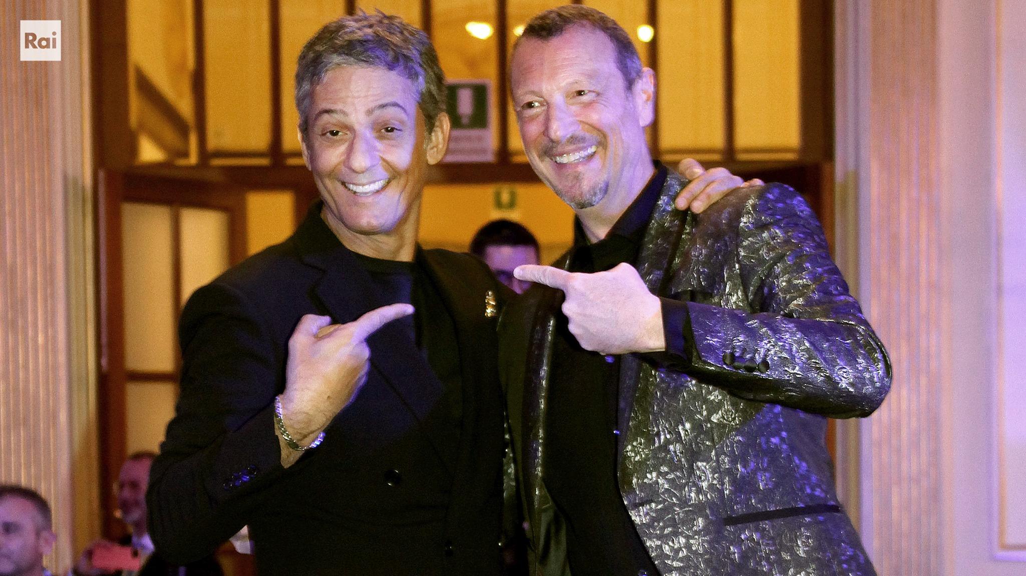 Sanremo 71: Il festival della (quasi) ripartenza <br> Conferenza stampa